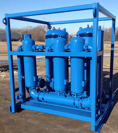 Romar Desiccant Air Dryers