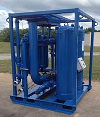 RD1000 Desiccant Air Dryer