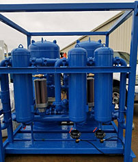 RD1600 Desiccant Air Dryer